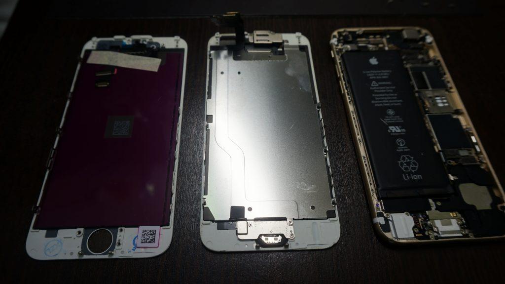 液晶交換まだまだあります iPhone6 5