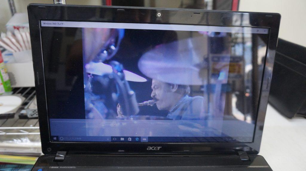DVDドライブ交換 Acer Aspire 5750 3