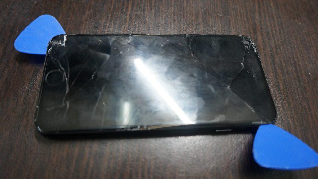 液晶交換が安い iPhone7 2