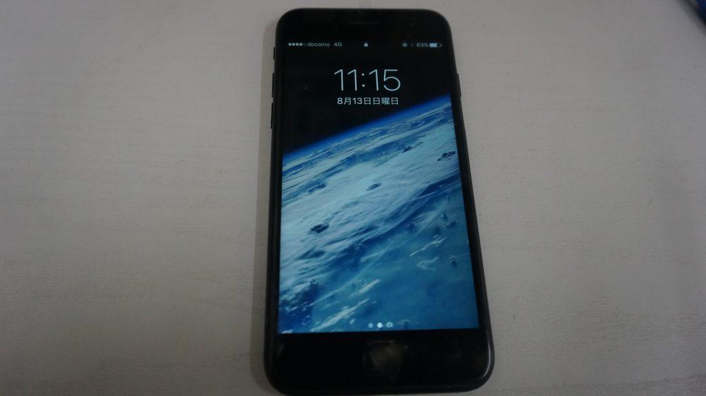 液晶割れ交換修理 iPhone7 6