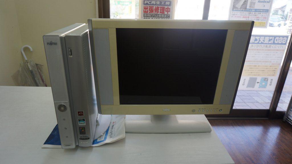 古いパソコンからデータ抜き出し 1