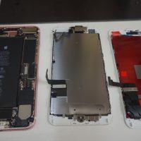 液晶交換安い iPhone7 Plus 4