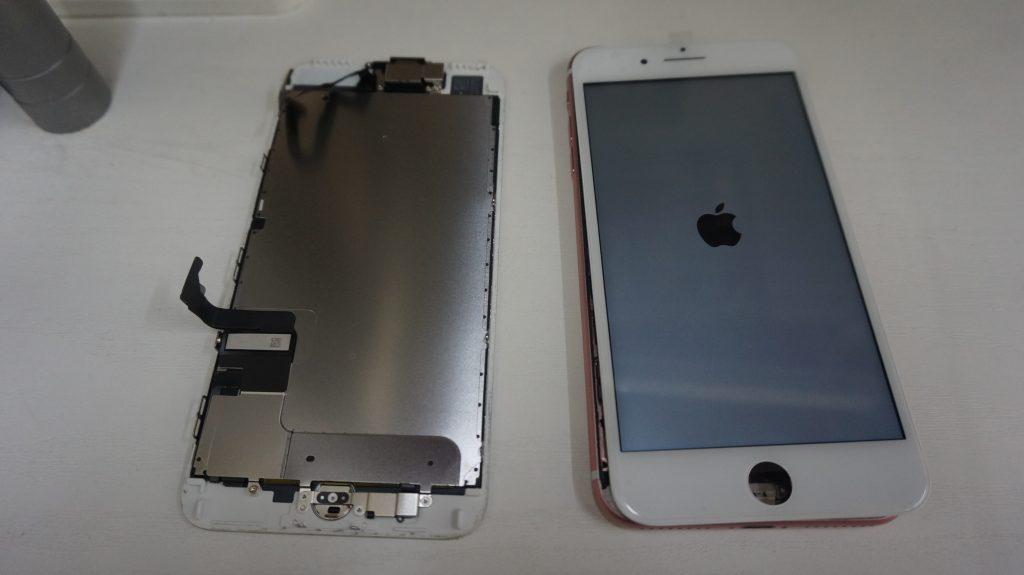 液晶交換安い iPhone7 Plus 5