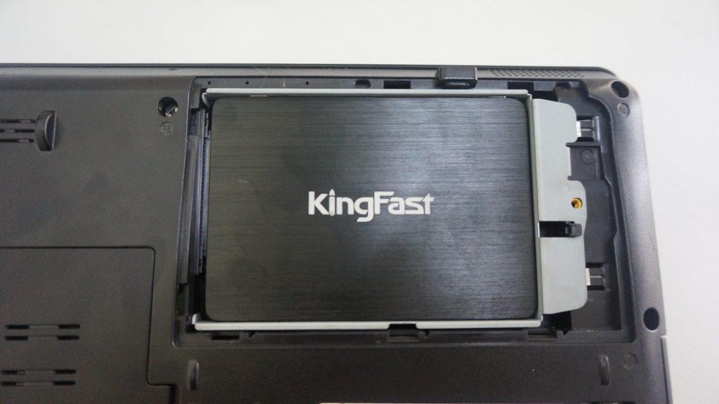 SSD換装 Dynabook Satelite B551/C 2