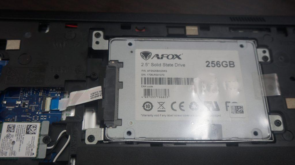 アプリケーションエラー等 SSD換装 DELL Inspiron 15 5000 3