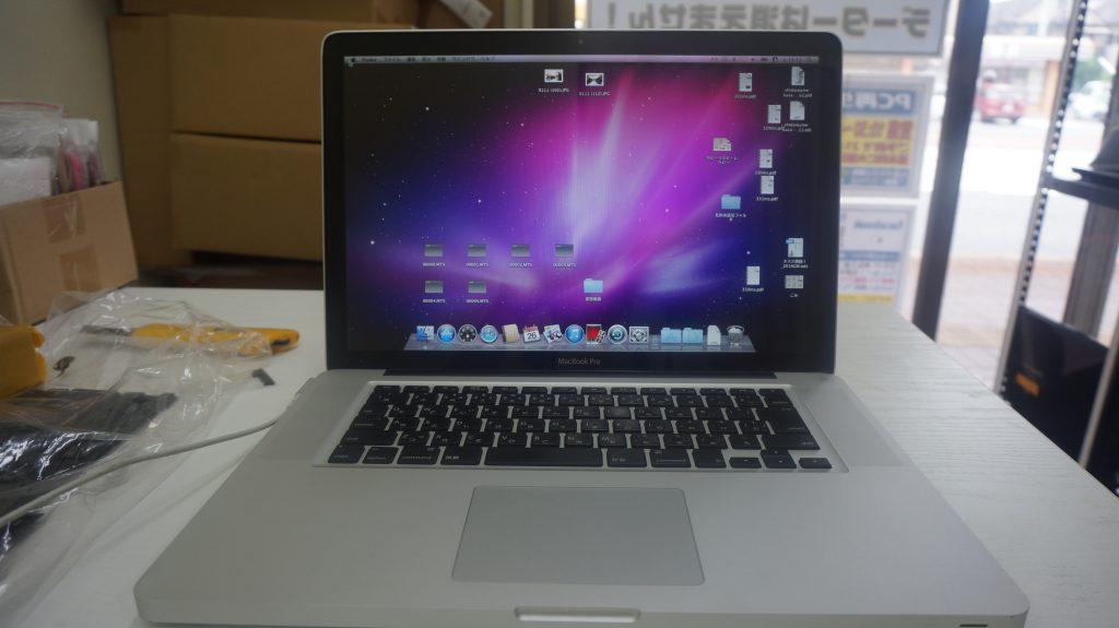 キーボード交換 Macbook Pro A1286 0