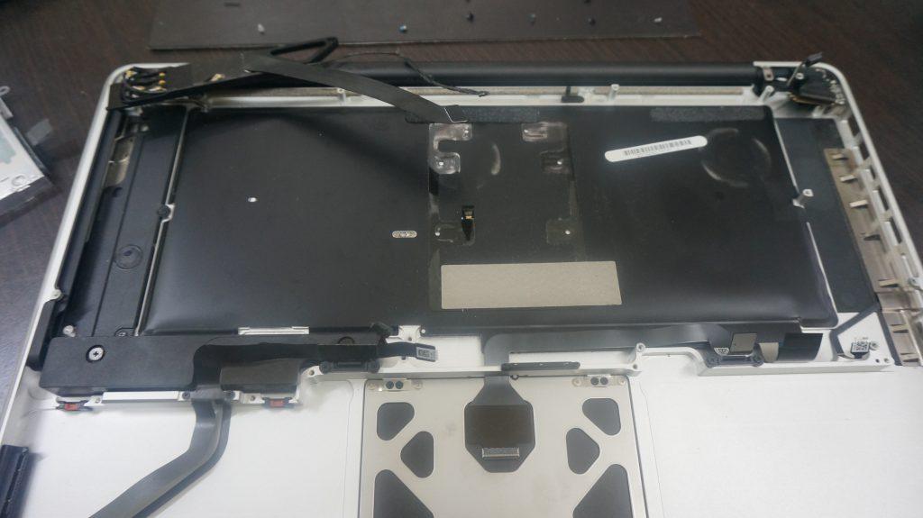 キーボード交換 Macbook Pro A1286 3
