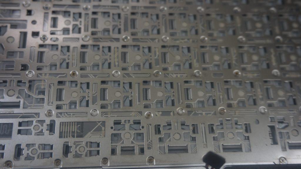 キーボード交換 Macbook Pro A1286 6