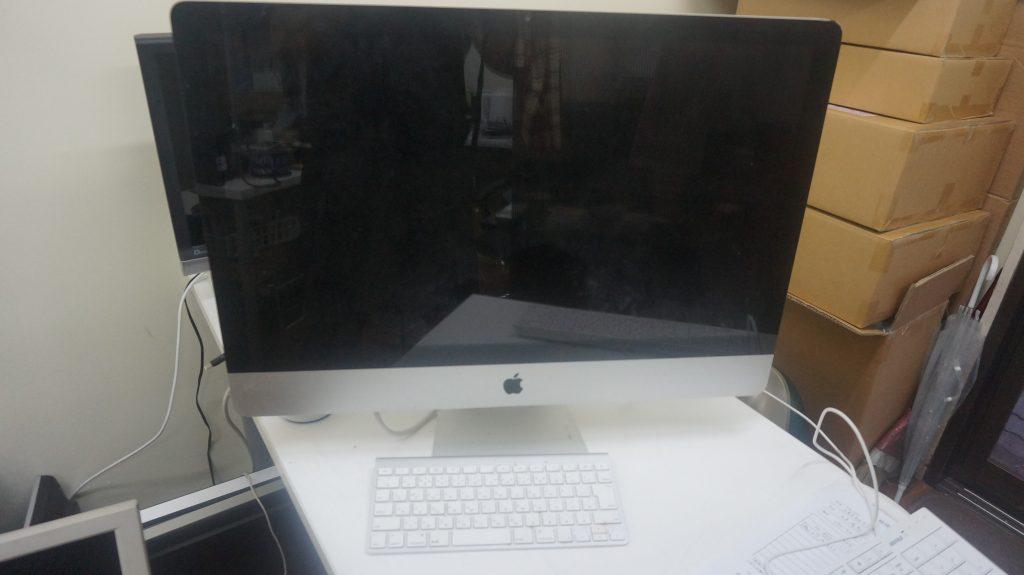 起動しない SSD換装 iMac 27 A1419 1