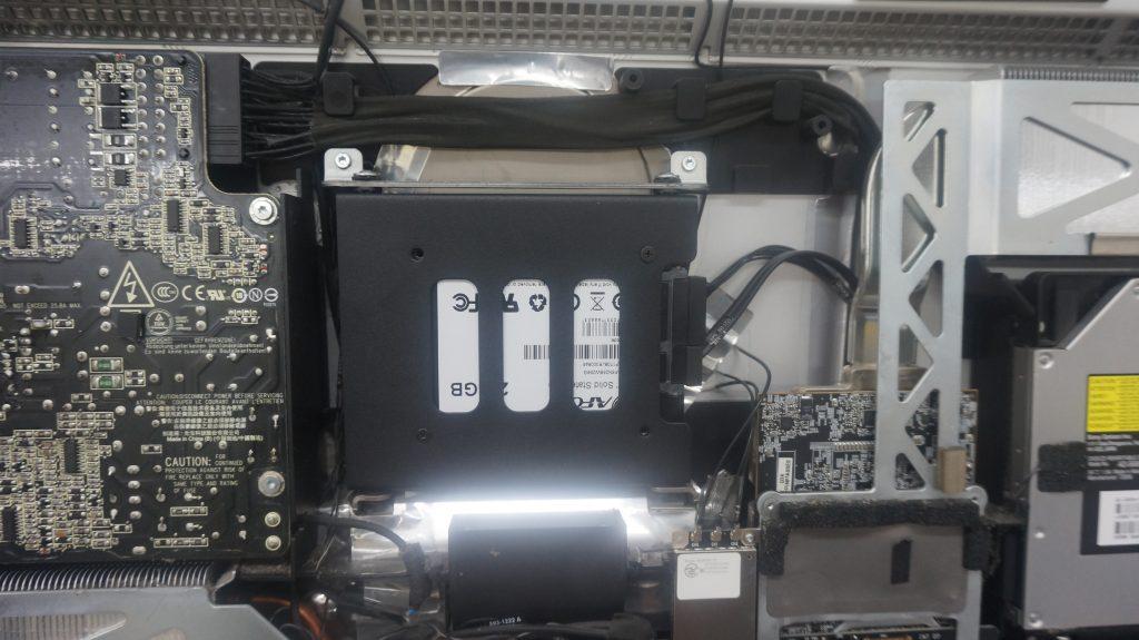 起動しない SSD換装 iMac 27 A1419 6
