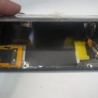 液晶割れ交換 Xperia XZ 4