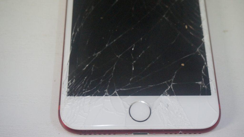 画面割れ液晶割れ交換します iPhone7 2