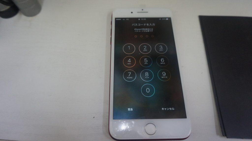 画面割れ液晶割れ交換します iPhone7 6