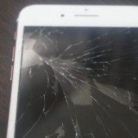 液晶割れを交換修理 iPhone7 Plus 2