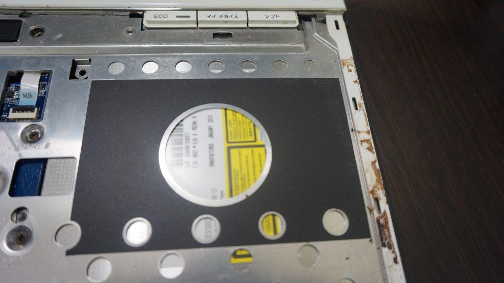 入力出来ない キーボード交換 NEC LS150/L 4