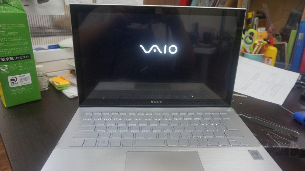 違うパソコンからバッテリーを移植 バッテリー交換 VAIO Fit Pro 13 10