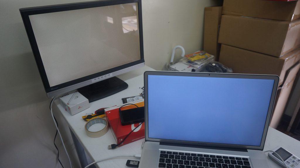 グラフィックチップ交換 SSD換装・メモリ Macbook Pro 17 A1297 2011 5