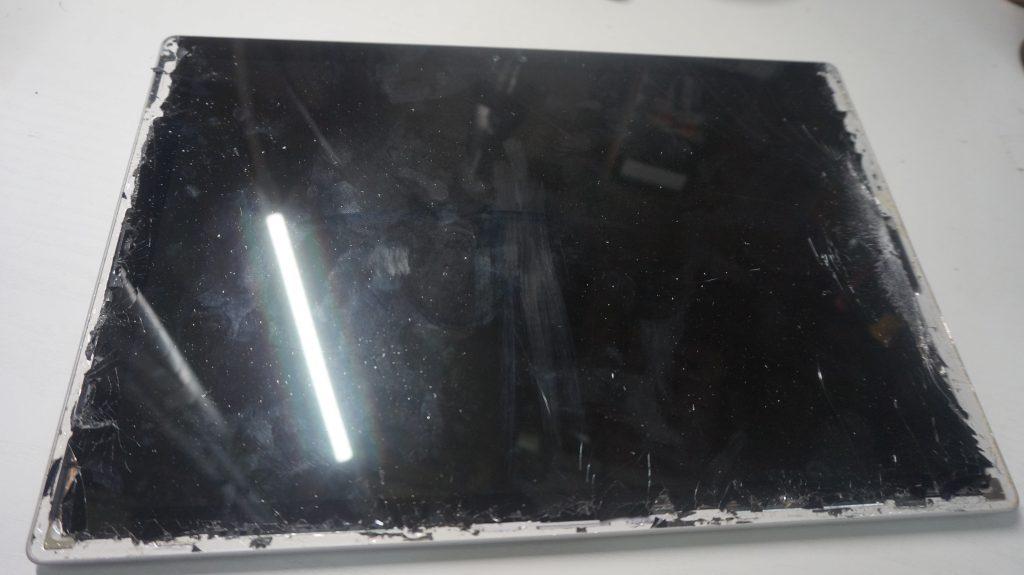 Surface Pro4 液晶交換 4