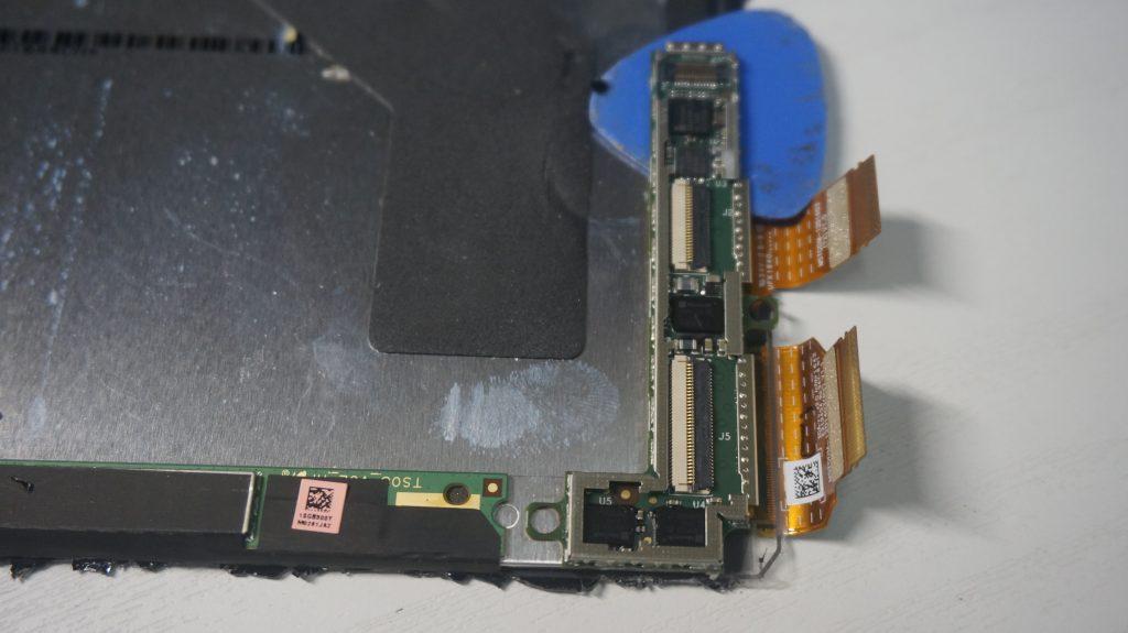 Surface Pro4 液晶交換 9