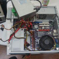 電源が入らない 電源交換 mouse computerスリム型 3