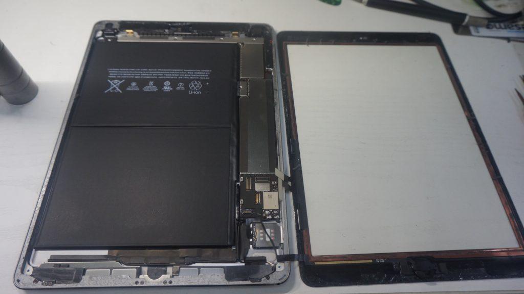 バッテリーの減りが速い バッテリー交換 iPad Air 3