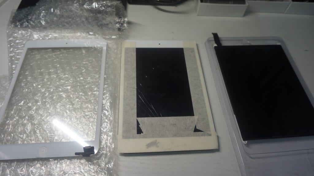 液晶とデジタイザ交換 iPad mini2 2