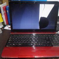 ノートパソコン液晶割れ即日交換 NEC LS450/J 3