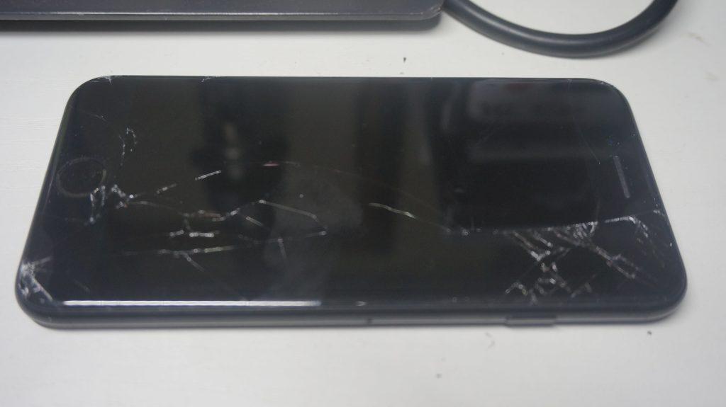 ガラス交換液晶交換が安い iPhone7 2
