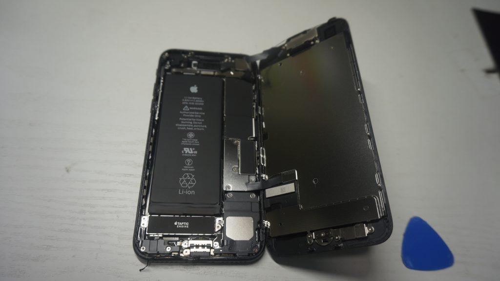 ガラス交換液晶交換が安い iPhone7 3