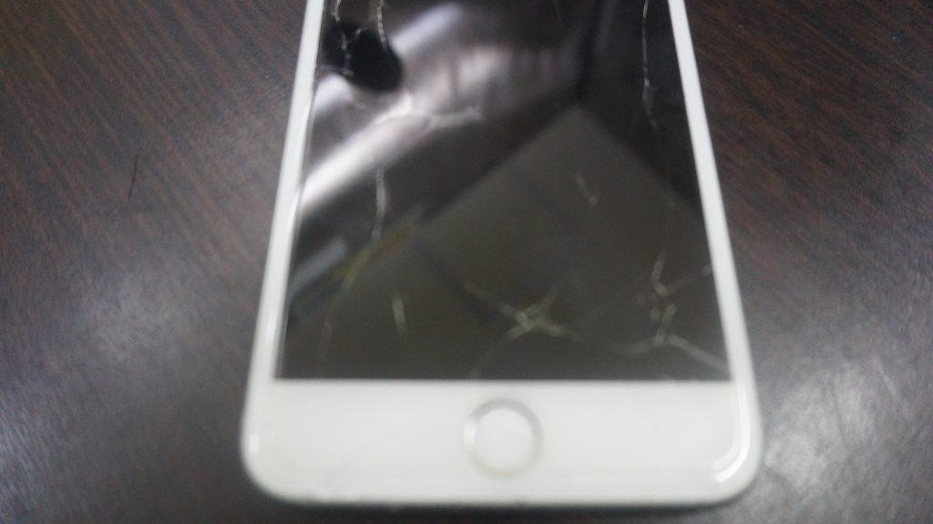 ガラス液晶割れ交換安い iPhone7 1