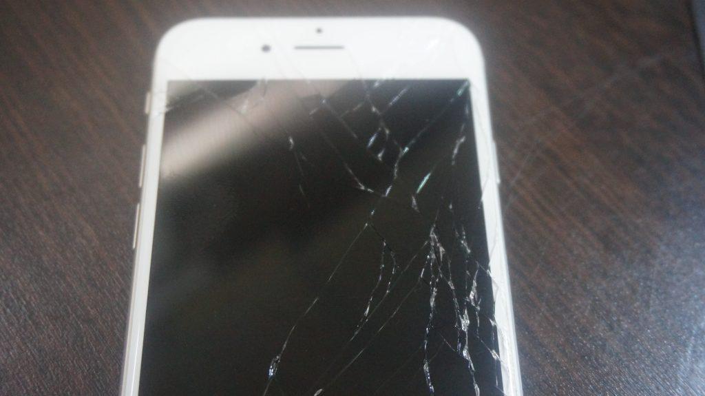 液晶とバッテリー交換 iPhone6 2