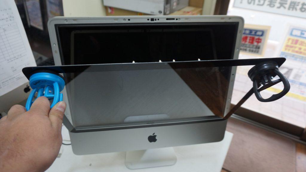 グラフィックが乱れる グラボ交換 iMac A1224 4