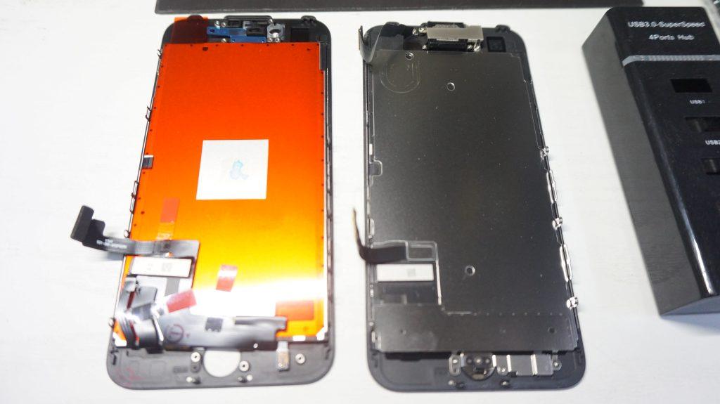 ガラス割れ液晶割れ交換します iPhone7 5