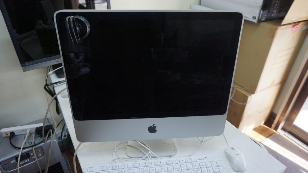 電源が入らない 電源交換 iMac A1224 1