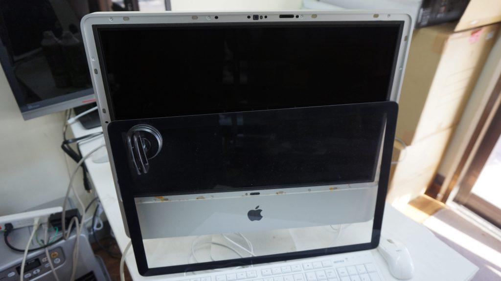電源が入らない 電源交換 iMac A1224 2