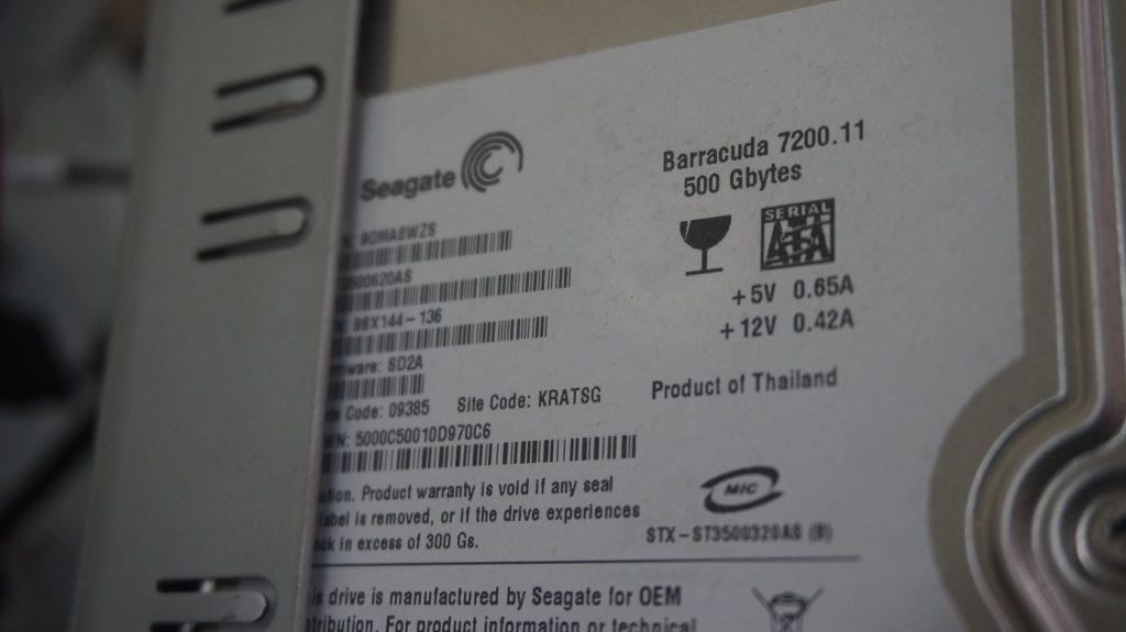 自動修復出来ないWindows10 TOSHIBA VT770/T SSD換装 5