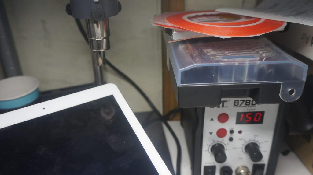 充電がすぐなくなる バッテリー交換 iPad Air 2