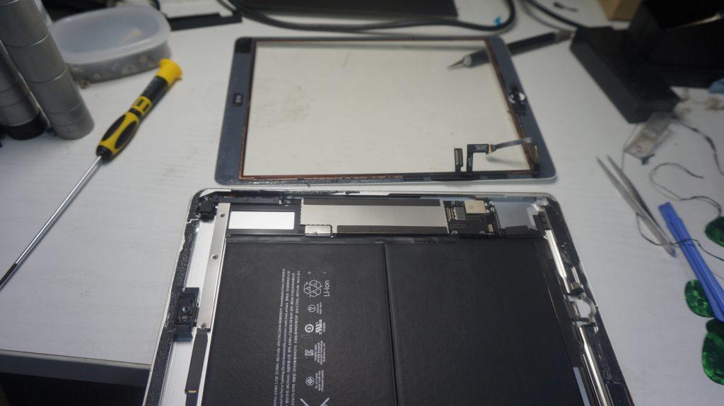 充電がすぐなくなる バッテリー交換 iPad Air 5