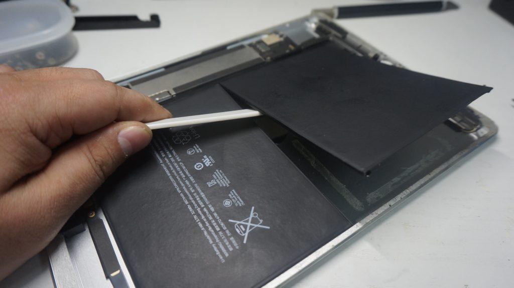 充電がすぐなくなる バッテリー交換 iPad Air 6