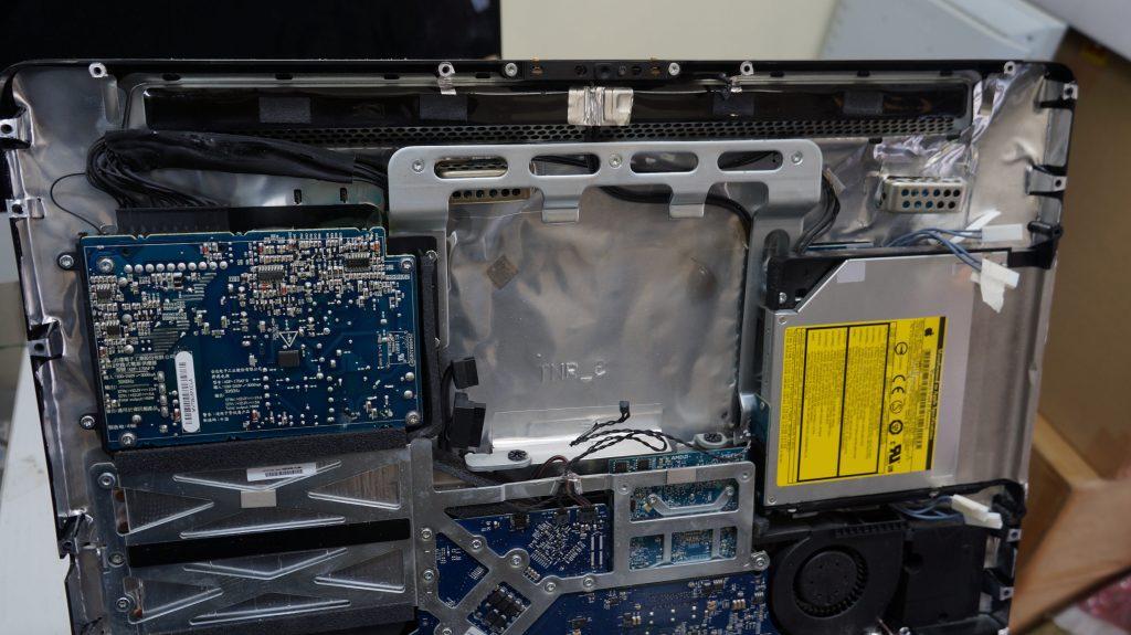 起動しないiMacのHDDからデータ復旧 iMac A1224 6