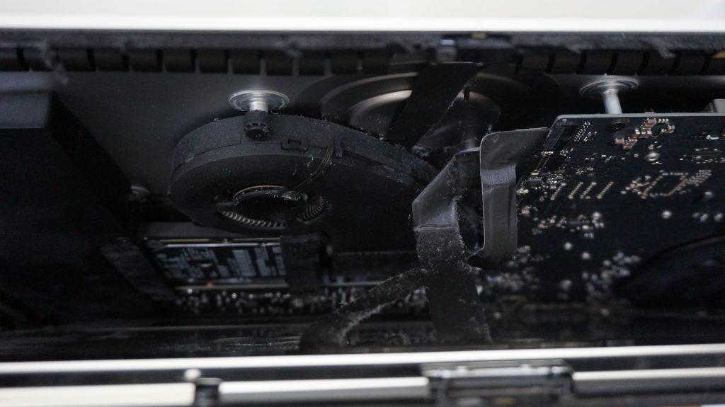 カーネルパニック HDD交換再インストール iMac 27 A1419 4