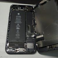 液晶割れで液晶交換します iPhone7 2