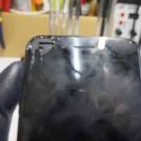 液晶パネル上部角割れ 液晶パネル交換 iPhone7 2