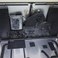 HDD不良によりHDD交換 iMac A1419 Fusion Drive 5