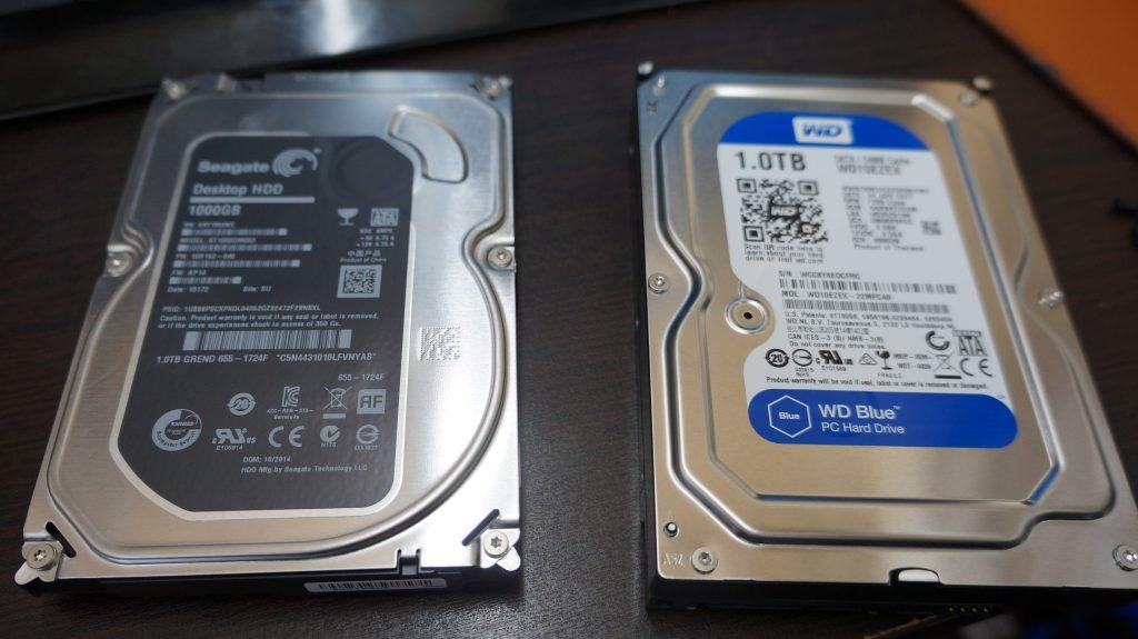 HDD不良によりHDD交換 iMac A1419 Fusion Drive 6