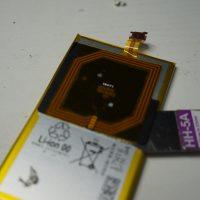 バッテリー劣化 バッテリー交換 Xperia Z3 Compact 6