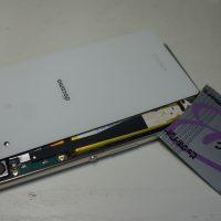 バッテリー劣化で充電の減りが速い バッテリー交換 Xperia Z4 3