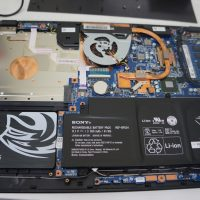 動きが遅い HDD→SDDに環境そのままフルコピー Win8→Win10 SONY VAIO SVF15AA1CN 5