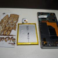 バッテリー劣化でバッテリー交換します Xperia Z3 2