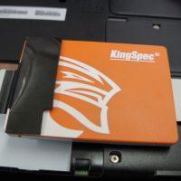 起動しない SSD換装 FIJITSU AH53K 3